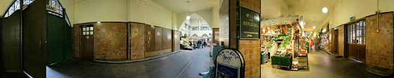 Die Markthalle Stuttgart