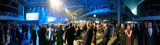 Zetsches Rede zur Eröffnung der Gala