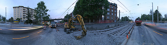 Umbau der Linie U15