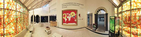 Foyer, Infotheke