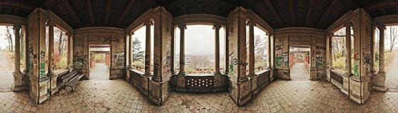Pavillon des Belvedere