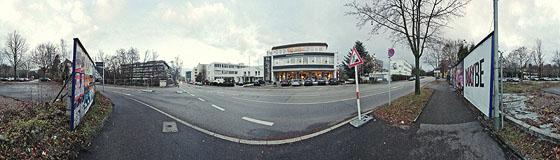 Die Maybachstraße