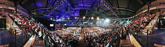 Die Porsche Arena