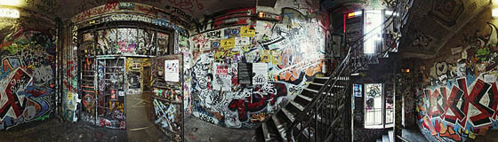 Das dritte Obergeschoss