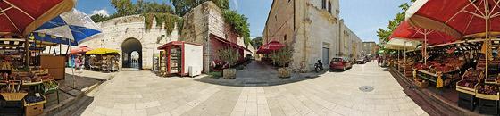 An der alten Stadtmauer