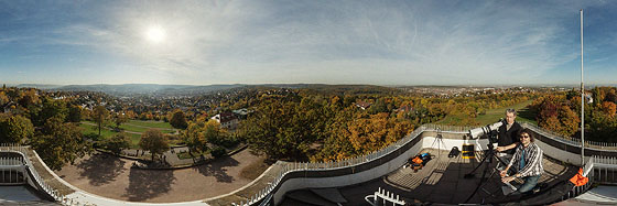 Stuttgart Gigapixel Aktion – Tag 3
