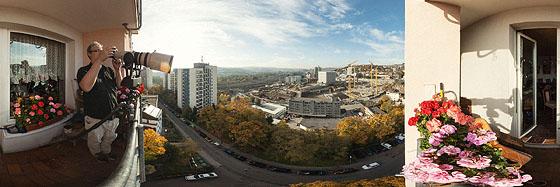 Stuttgart Gigapixel Aktion – Tag 5