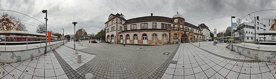 Bahnhof Stuttgart-Feuerbach