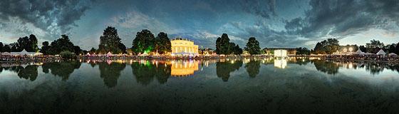 Der Eckensee zum Sommerfest 2013
