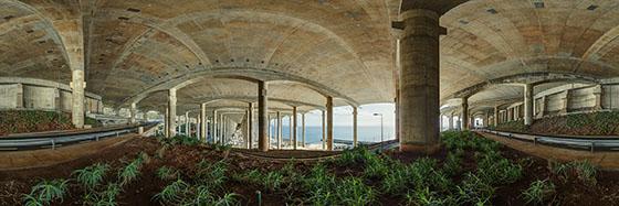 Funchal Landebahn Erweiterung
