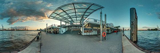 St. Pauli Landungsbrücke 8