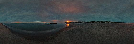 Das Leuchtfeuer von Skagen