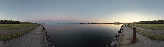 Bucht vom Knudshoved