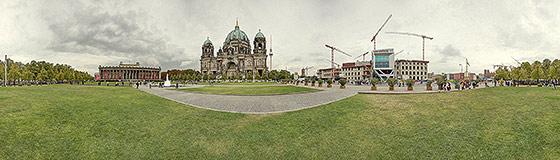 Im Berliner Lustgarten