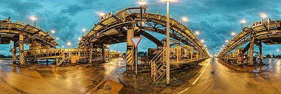 Bandverteiler für Kraftwerk Lippendorf