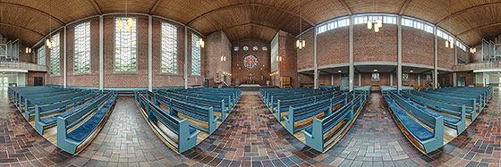 Martin-Luther-Kirche, Bremen Findorff