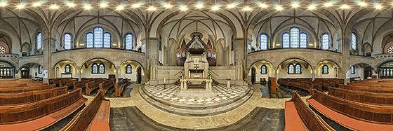 Lutherkirche, Krefeld